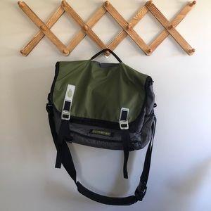 Medium Timbuk2 Messenger Bag with Custom Upgrades